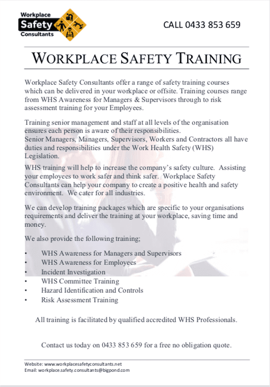Workplace-Safety-Training